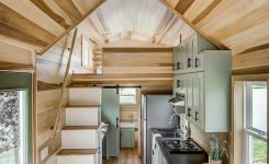 97 Cozy Tiny House Interior Are You Planning For Enough Storage 9