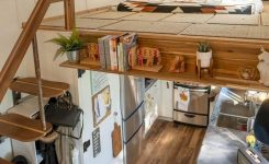 97 Cozy Tiny House Interior Are You Planning For Enough Storage 96