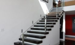 97 Most Popular Modern House Stairs Design Models 1