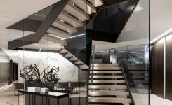 97 Most Popular Modern House Stairs Design Models 16