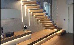 97 Most Popular Modern House Stairs Design Models 46