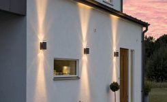 97 Choices Unique Elegant Lighting LED Outdoor Wall Sconce For Modern Exterior House Designs 79