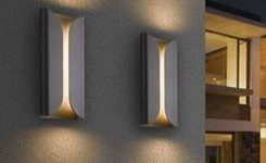 97 Choices Unique Elegant Lighting LED Outdoor Wall Sconce For Modern Exterior House Designs 95