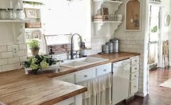 97 Styles Of Farmhouse Kitchen Notion Design And Style On