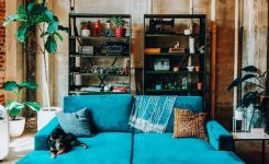 98 Wondrous Modern Bohemian Home Decor 50