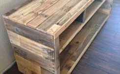 99 Fantastic Models Of Wooden Pallet Shelves For Your Woodworking Project Inspiration (48)