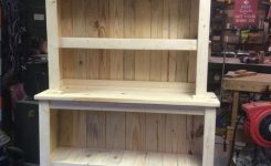99 Fantastic Models Of Wooden Pallet Shelves For Your Woodworking Project Inspiration (54)