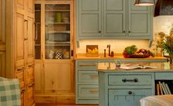 99 Rustic Farmhouse Kitchen Cabinets
