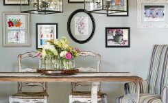 interior paint colors for farmhouse dining room