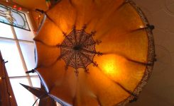 Breathtakingly Beautiful Moroccan Henna Lamps 53