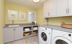 deep wall cabinets for laundry room