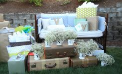 patio decor ideas for baby shower