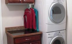 pinterest laundry room ideas stackable washer