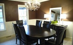 best color for dining room walls molding