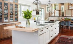 Tips For Creating Beautiful Black Or White Retro Themed Kitchens 63