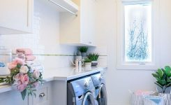 good colors for laundry room ideas