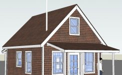 Amazing Pioneers Cabin 16×20 Has320 Sq Ft A Loft that is 160 Sq On Free Small Cabin Plans with Loft