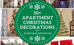 apartment patio christmas decor ideas
