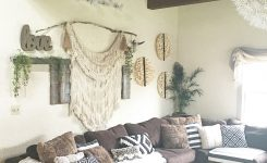 Appealing Boho Rustic Glam Living Room by Blissfully Eclectic On Small Living Room Decor Ideas Boho Throw Pillows On sofa