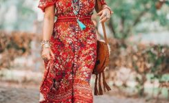 Appealing Registration On Bohemian Style Clothing for Women