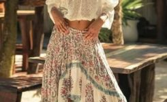 Artistic 20 Affordable Boho Fashion Styles Ideas for Spring and On Boho Chic Clothing Stores