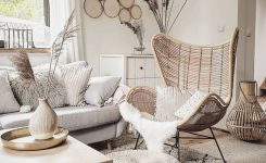 Artistic Our Current Design Obsession Rattan Everything whether On Home Decor for Living Room Tables