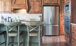 Awe-inspiring Simple French Country Cottage Modern Farmhouse Kitchen On Decorating Ideas for Kitchens