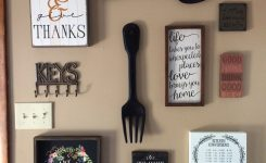 Beaut Pin On Home Decorations & Ideas On Kitchen Wall Decor