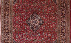 Beaut Red 9 9 X 12 4 Mashad Persian Rug Affiliate Red On Room Size Rugs 9×12