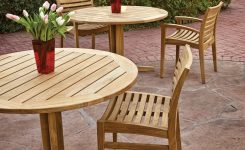 Beaut Wellspring Dining Table On Coffee Table with Chairs