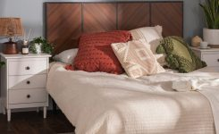 Beauteous Sienna Queen Bed On Boho Bed Pillows