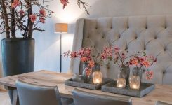 Breathtaking 42 Elegant Small Dining Room Decor Ideas On Living Room Table Centerpieces