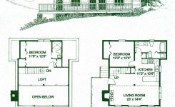 Breathtaking Floor Plans for A Small Log Cabin On Cabin House Plans with Loft