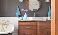 best paint colors for bathroom cabinets
