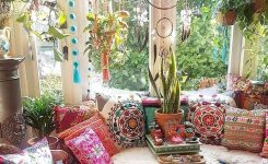 Charming 50 Bohemian Living Room Decoration Ideas Home & Garden On Bohemian Home Decorating Ideas Bedroom