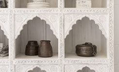Charming Alabaster Trader Cabinet On Moroccan Furniture Store Near Me