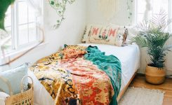 Charming Eee Excited to Share Our Newly Refreshed Guest Bedroom It On Boho Rooms Ideas Pinterest