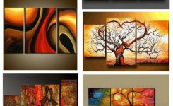 Charming Extra Large Hand Painted Art Paintings Paintings for Living On Living Room Wall Art Pictures