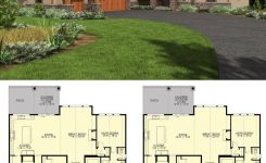 Charming Single Story 3 Bedroom Carbonado Ranch Floor Plan On Small Mountain House Plans