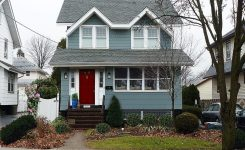 exterior paints for houses pictures gallery