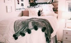 Comely 70 College Dorm Room Ideas to Channel Your Inner Minimalist On Dorm Decorating Ideas for Girls