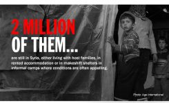 Delightful 3 Million Syrian People Have Fled their Homes they Need On Homeless Shelter Living Conditions