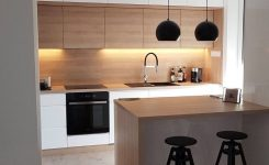 Delightful 48 Good Minimalist Kitchen Designs On Living Room Modern Design and Kitchen Idea and Images