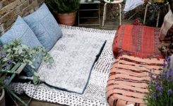 Delightful 8 Ideas to Adopt the Bohemian Spirit On Your Terrace 1001 On Terrace with Bohemian Styles