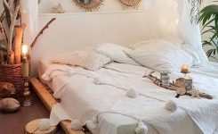Delightful Diy Bedroom Decor On A Budget On Boho Ideas for Decorating On A Budget