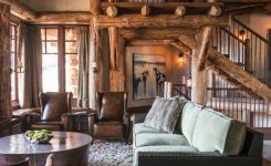 Delightful Rustic Montana Mountain Retreat Offers A Haven Of Relaxation On Rustic Mountain Retreat House Plans