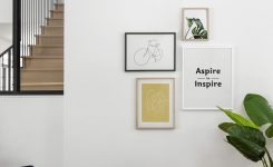 Engaging Beautiful Scandinavian Living Room with Our Modern Prints On Living Room Wall Art Pictures