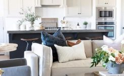 Engaging Open Concept Kitchen Ideas with Practical Design On Living Room Modern Design and Kitchen Idea and Images