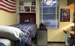 Engaging Reade S Room In Stewart Hall Ole Miss On Dorm Room Decorations for Guys