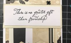Exquisite Friendship On Home Interiors and Gifts Catalog